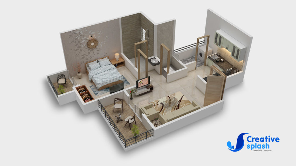 1BHK-Oasis-Section