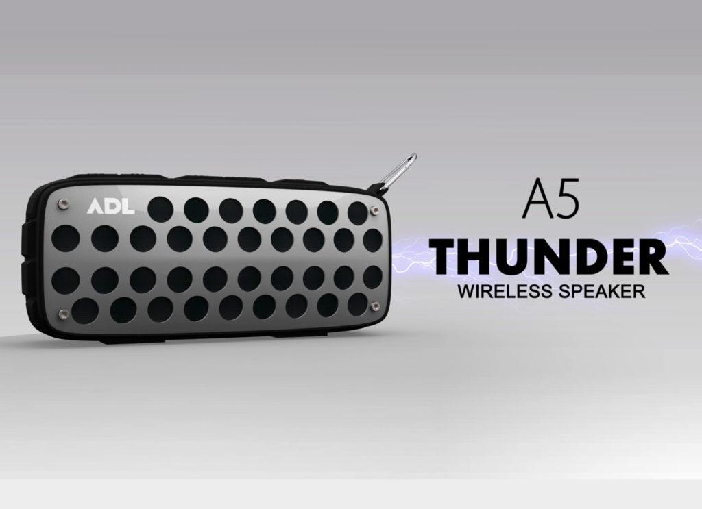 ADL A5 Thunder | Bluetooth Speaker