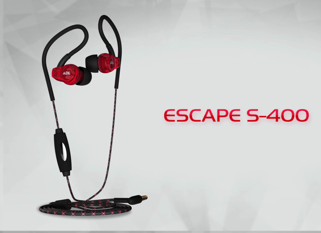 ADL Escape S400 | Earphone