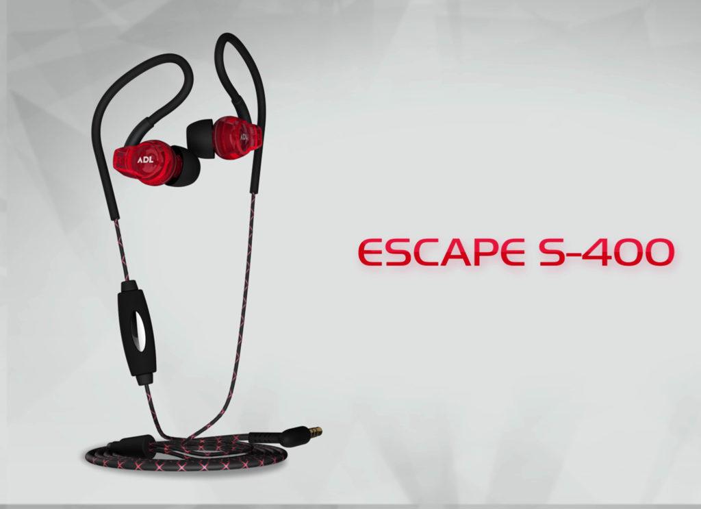 ADL Escape S400 | Earphone