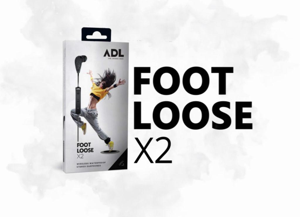 ADL Footloose X2 | Bluetooth Earphone