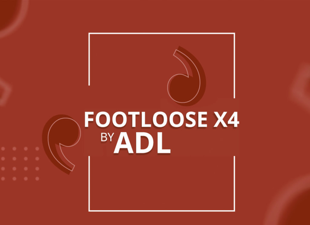 ADL Footloose X4 | Bluetooth Earphone