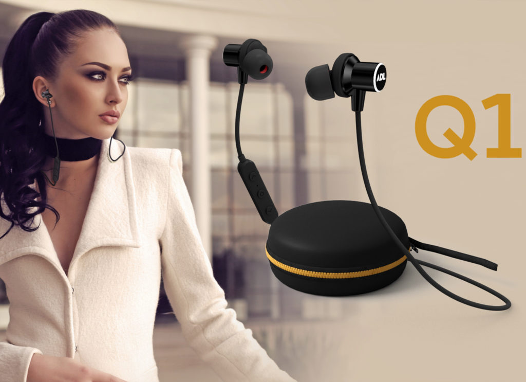 ADL-Opulent-Q1-Bluetooth-Earphone-Product-Film