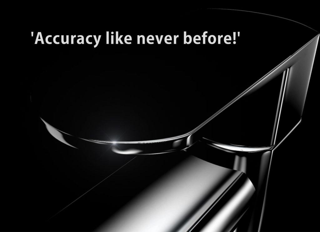 Isenberg | 'Accuracy like never before!'