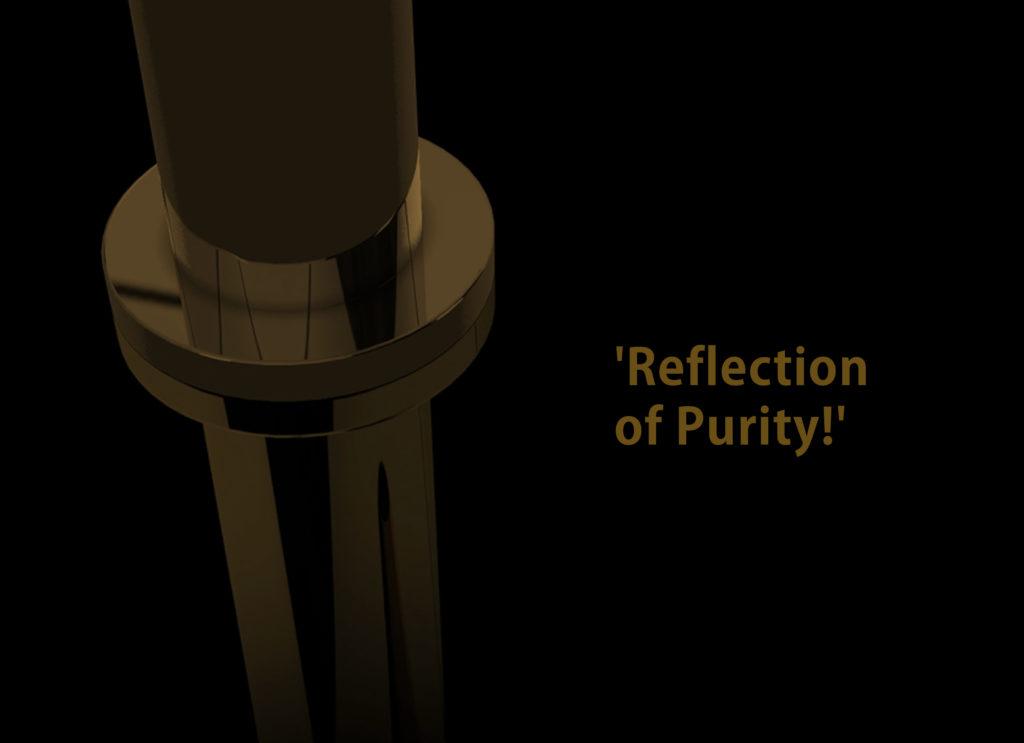 Isenberg | 'Reflection of Purity!'