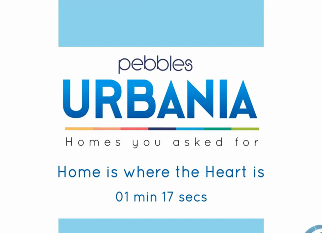 Pebbles Urbania | Concept Advertisement 02
