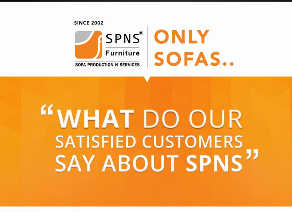 SPNS Sofa | Testimony Video