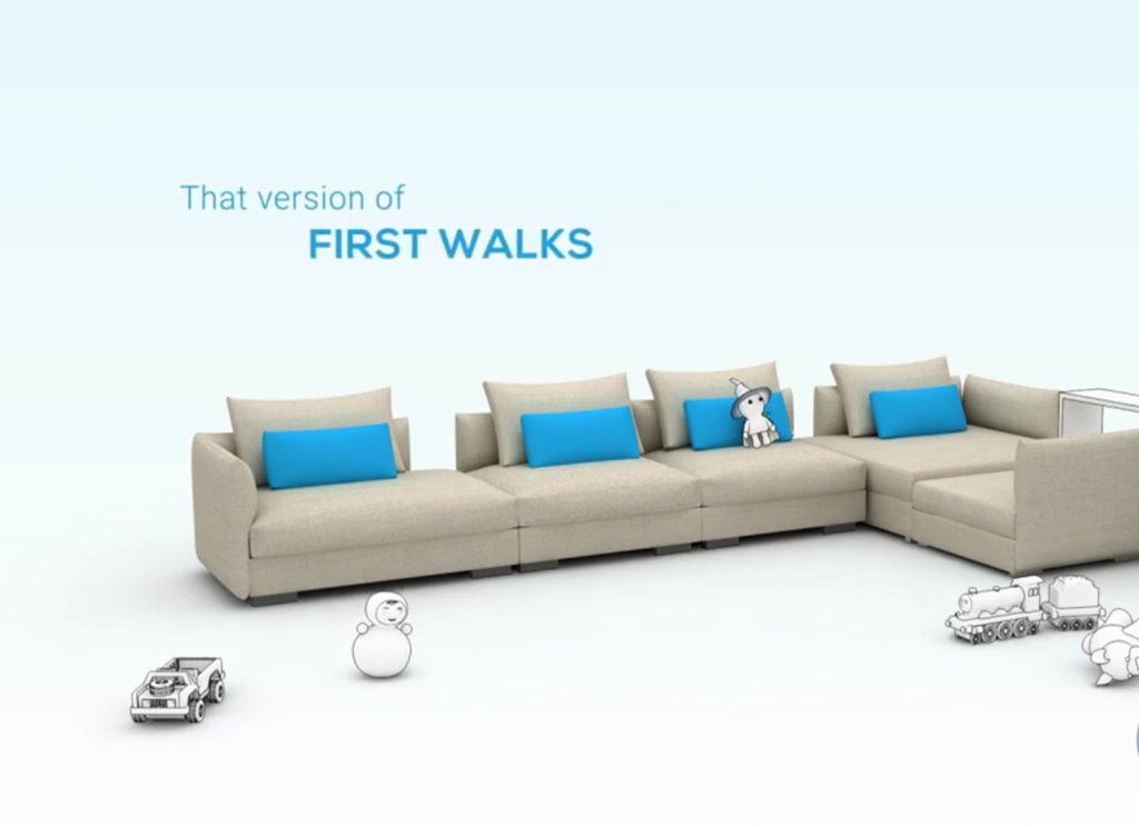 Sofa for the best version of you..'
