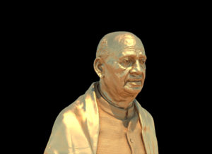 Statue-of-Unity-3D-Scanning
