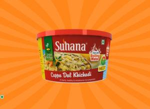 Suhana Cuppa Dal Khichadi