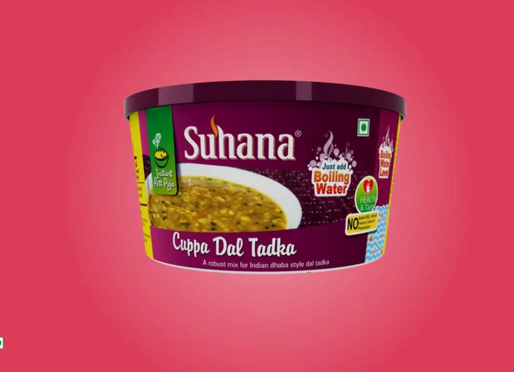 Suhana Cuppa Dal Tadka