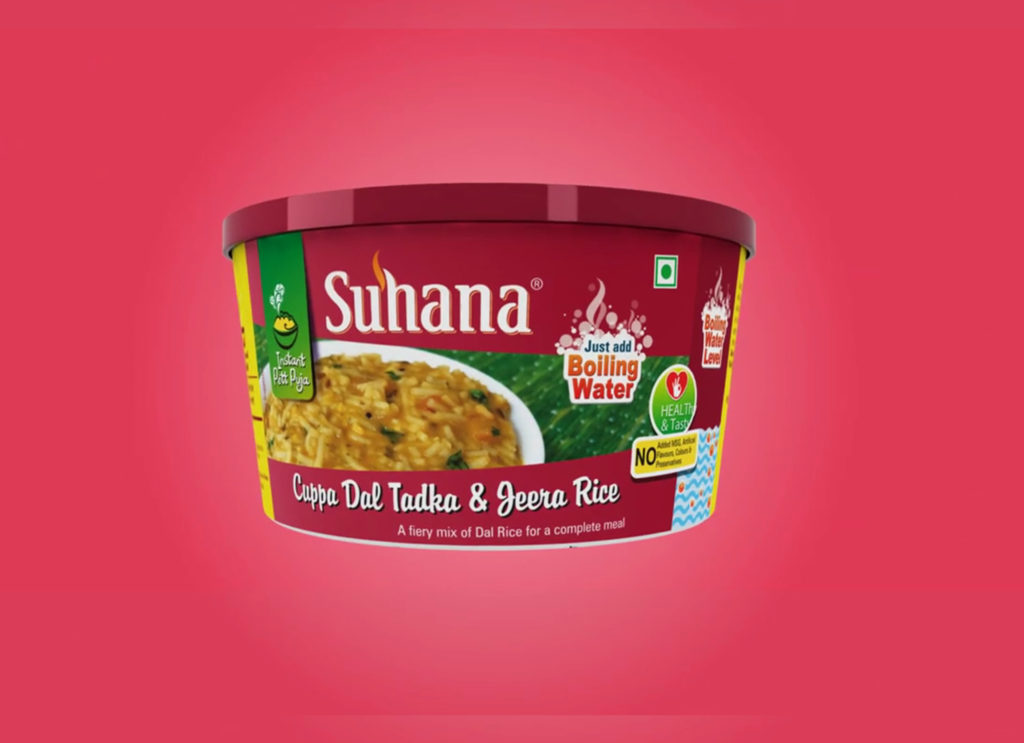 Suhana Cuppa Jeera Rice-Recipe
