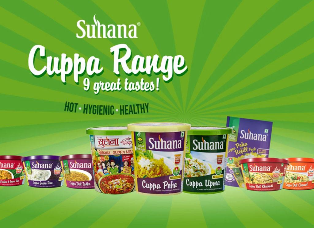 Suhana Cuppa Range 1