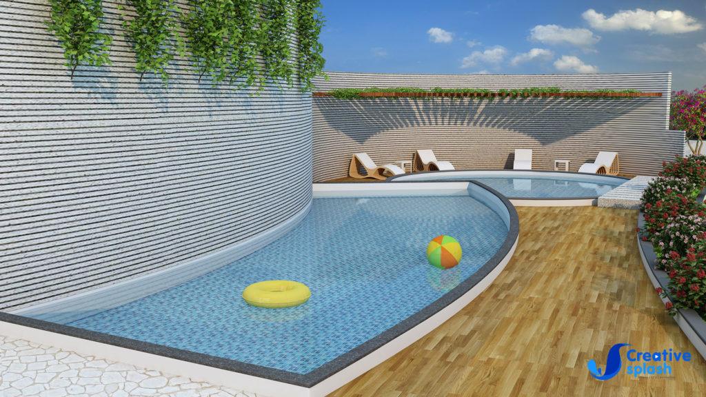 Swimming pool-Oasis