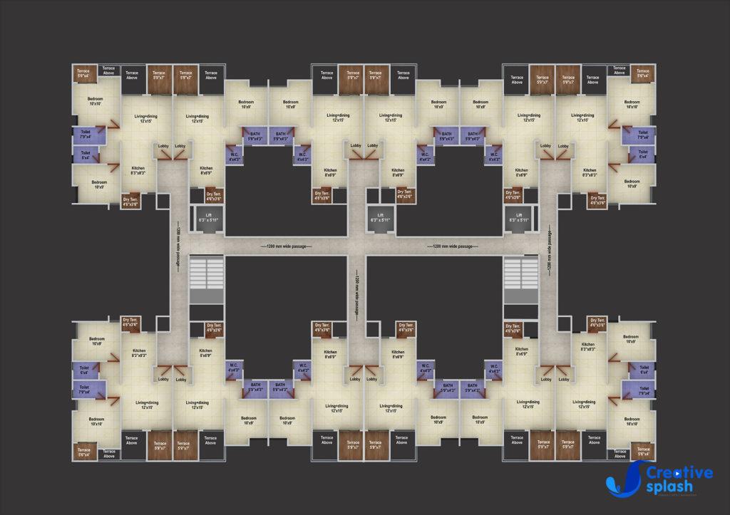 Typical-Odd-Floor-Plan