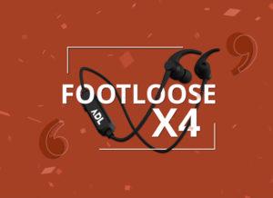 ADL Footloose X4 | Bluetooth Earphone